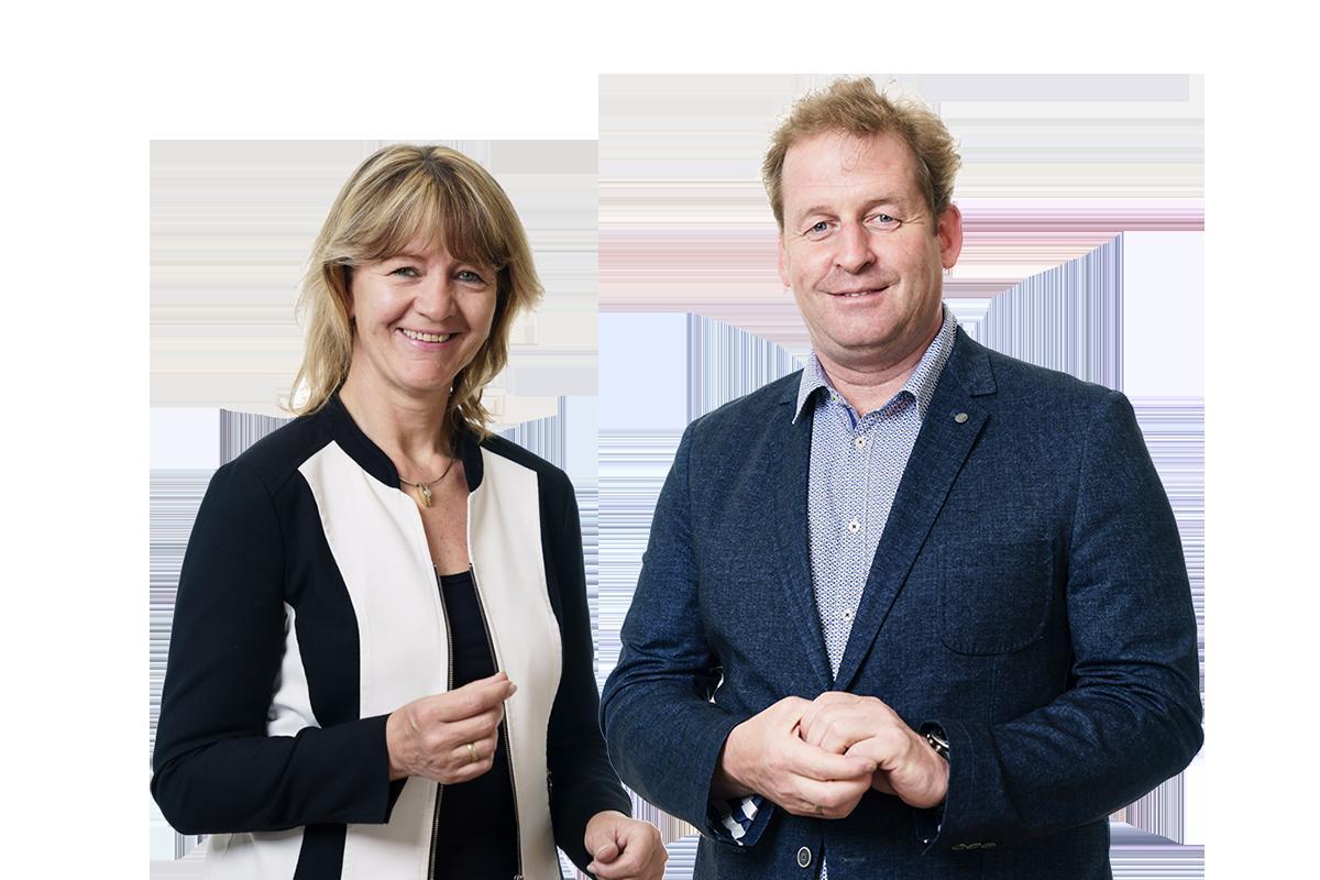 Familie Anneliese und Martin Waldner